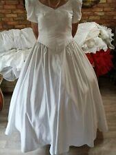 ein Brautkleid/Kostüm in weiß Gr 42/44/46
