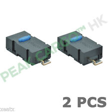2x Omron Micro switches Angle Terminal SPST 0.6N Logitech MX Anywhere M905 Mouse