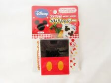 Disney Micky Mouse Nori Seaweed Punch Cutter / Bento Accessories Brand new