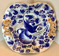Vintage H. Bequet design bowl  – Belgian high qualtiy Pottery – mint condition