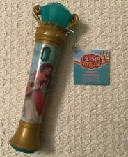 Disney Princess Elena Of Avator Mp3 Sing Along Microphone - New with Tags
