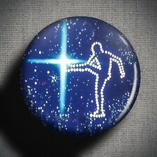 THE OLD GREY WHISTLE TEST Pin Badge Button (1 inch 25mm) BBC Music TV Show 1970s