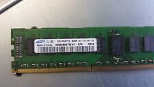 SAMSUNG 16GB 8X 2GB 2RX8 PC3-8500R ECC DDR3 RAM SERVER MEMORY DELL HP IBM