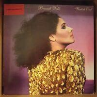 "Brandi Wells – Watch Out (Vinyl, 12"", Maxi 45 Tours)"