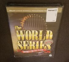 World Series: History of the Fall Classic (DVD, 2-Disc Set) MLB Baseball NEW