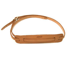 Genuine Gretsch Natural Leather Vintage Strap for Guitar/Bass 922-0664-021