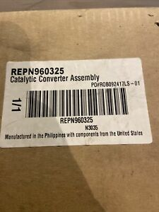 RH Firewall Side Catalytic Converter for Nissan Altima Maxima Quest 3.5L NEW