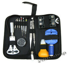 32 PC Watchmaker Tools Watch Tools with Pocket
