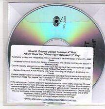 (AS191) Chairlift, Evident Utensil - DJ CD