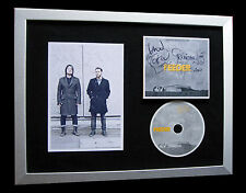 FEEDER+SIGNED+FRAMED+GENERATION FREAKSHOW=100% AUTHENTIC+EXPRESS GLOBAL SHIPPING
