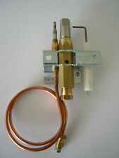 Trident gas fire  co pilot / oxy pilot assembly Nat Gas Also FEF and Be Modern