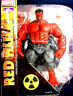"MARVEL Select  OFFICIAL Red Hulk 9.5"" Action Figure NEW MIB FROM UK"