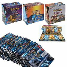 Hot 324pcs Pokemon TCG Booster Box English Edition Break Point 36 packs cards
