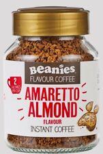 Amaretto Instant Coffee - Flavoured Instant Coffee 50g Jar