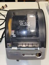 Brother P Touch Ql 500 Thermal Label Printer
