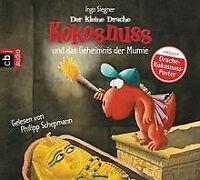 Der kleine Drache Kokosnuss und das Geheimnis der Mumie ... | Buch | Zustand gut