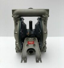 Ingersoll Rand Aro 66612b 244 C Air Operated Double Diaphragm Pump 1 Ss 3