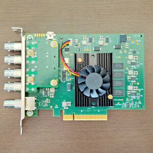 BlackMagic Design DeckLink 4K Pro Video Capture SDI PCIe PCI-E