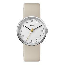 NEW Braun Classic Ladies Quartz Watch - BN0231WHTNLAL