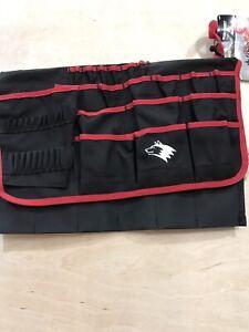 Husky Heavy-Duty Organizer Storage Tool Box Pouch Bucket Jockey