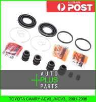Fits TOYOTA CAMRY ACV3_/MCV3_ - Brake Caliper Cylinder Piston Seal Repair Kit