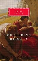 Wuthering Heights (Everyman's Library Classics) by Bronte, Emily Hardback Book