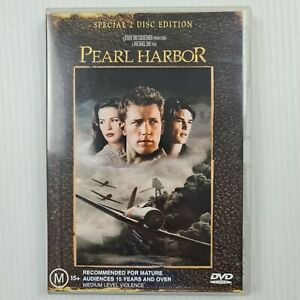 Pearl Harbor DVD - 2 Disc Edition - Region 4 PAL - TRACKED POST