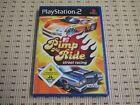 MTV Pimp My Ride Street Racing für Playstation 2 PS2 PS 2 *OVP*