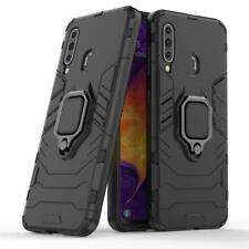Shockproof Ring Magnet Hybrid Armour Case Cover for Huawei /Motorola/ OnePlus/LG
