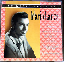 MARIO LANZA CD ,,THE GREAT VOCALISTS'' 20 SUPER SOUNDS RECORDED 1951-1952, KULT