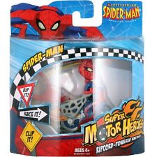 SPIDER-MAN 78701/89768 SUPER MOTOR HEROES SPIDER-MAN NEU&OVP