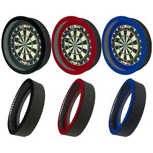 XQMAX Sirius Dartboard Lighting System + Surround Included, 360 Degree Dimmable
