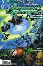 Green Lantern 18, Panini