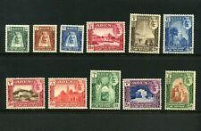 ADEN - KATHIRI STATE OF SEIYUN 1942 Set of 11SG 1-11 MLH / LMM