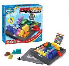 New Thinkfun Rush Hour - Traffic Jam Logic Game great Christmas/birthday gift