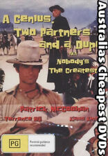 A Genius Two Partners And A Dupe DVD NEW, FREE POSTAGE WITHIN AUSTRALIA REG ALL