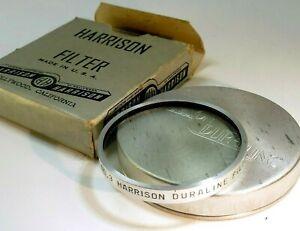 Harrison Duraline USA Lens Filter series 6 VI drop in 41.5mm OD UV haze