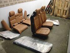 Transformación incl. bmw e93 cuero equipamiento sillín marrón lci equipamiento interior de cuero marrón