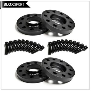5x112 66.6 wheel spacers 4pcs 15mm for Mini clubman cooper BMW 5/7 series 2015+