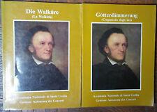 Die Walkure;Gotterdammerung-Richard Wagner-Accademia Nazionale di SantaCecilia-R