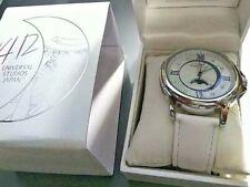 Detective Conan Kid Kuroba Kaito Watch White Band USJ Japan 2019 Limited Used