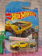 Hot Wheels 2005 primero ediciones FTE Bully cabra oro