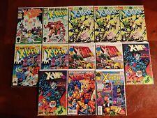 Marvel Comics Uncanny X-men Annual 13 Comic Book Lot
