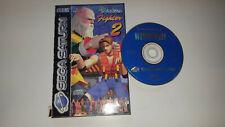 * Sega Saturn Game * VIRTUA FIGHTER 2 * N