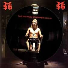 The Michael Schenker Group - The Michael Schenker Group (Picture disc) NEW LP