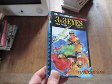 MANGA BD 3 X 3 EYES 10 yuzo takada media system edition