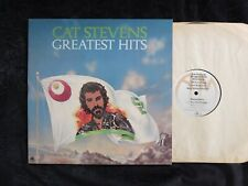 CAT STEVENS**, Greatest Hits USA LP Moonshadow/Wild World/Father Son/Peace Train