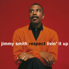 """Jimmy Smith """"Respect/Livin' it Up"""" 2-on-1 CD (1967-68) Hip-O Select - SEALED!"""