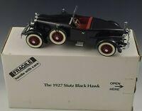 DANBURY MINT 1927 STUTZ BLACK HAWK TRUCK MODEL 1:24 DIE CAST MIB #2
