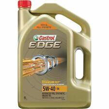 Castrol EDGE Engine Oil 5W-40 6 Litre